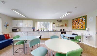 Bramfield House School – Middle School 3D Model