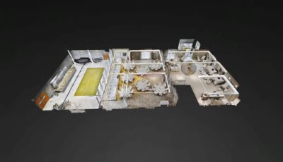 The Four Seasons Suite – Galgorm Spa & Golf Resort 3D Model