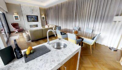 Signature Suite – Galgorm Spa & Golf Resort 3D Model