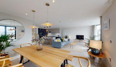 The Montagu – 3 Bedroom Apartment, The Promenade, Portstewart 3D Model