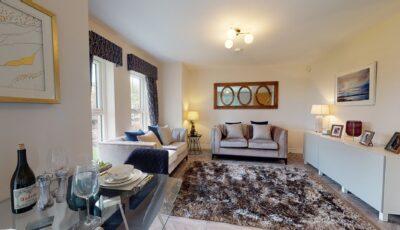 The Carnbeg – 2 Bed Apartment – Ballyveigh  Antrim 3D Model