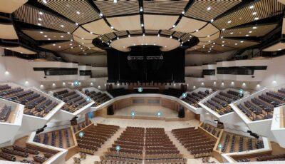 Belfast Waterfront – Main Auditorium 3D Model