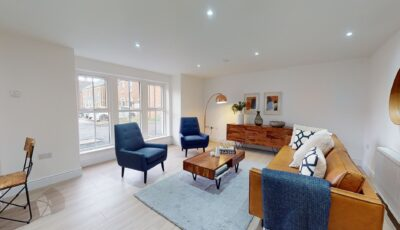 2 Bedroom Apartment – Ballantine Garden Village 3D Model