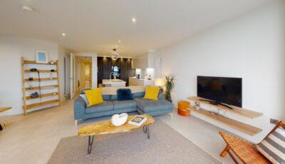 The Montagu – Apartment 4 3D Model