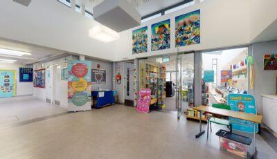 Knockbreda Primary School 3D Model