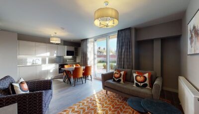 Apartment 40 – The Residence – Belfast 3D Model