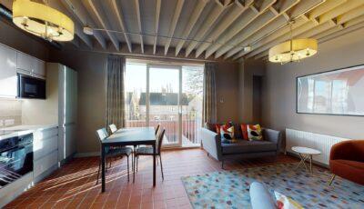 Apartment 48 – The Residence – Belfast 3D Model