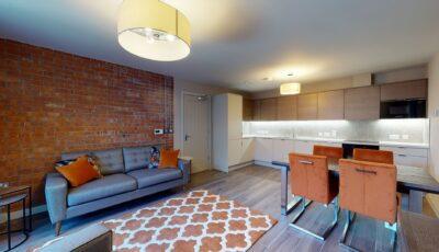 Apartment 52 – The Residence – Belfast 3D Model