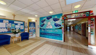 St Dallan's Primary School 3D Model