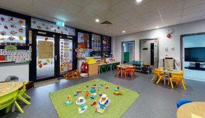 Braidside Integrated Nursery School 3D Model