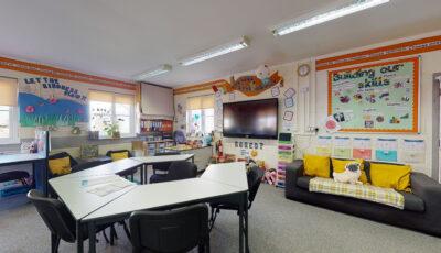 Underley – Garden School 3D Model