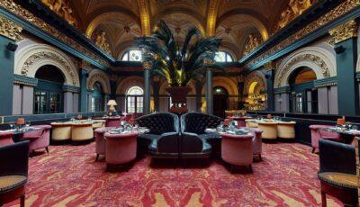 The Great Room Restaurant 3D Model