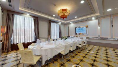 The Brian Ballard Room – Dinner Party 3D Model