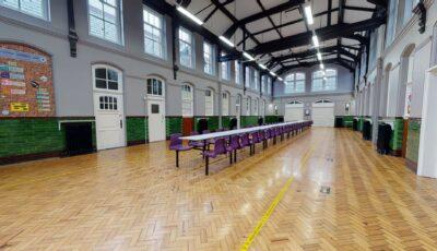 Reddish Hall – Denstone Building 3D Model