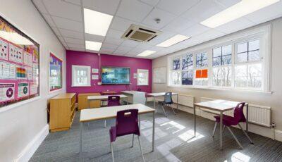 Meadowcroft Secondary School 3D Model