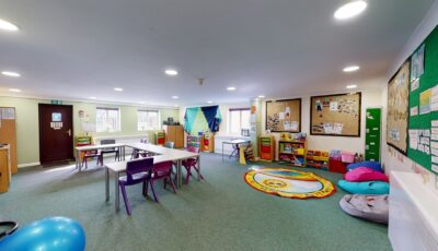 Acorn Park School – Grandin Building 3D Model