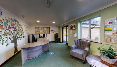 Acorn Park School – Reception Building 3D Model