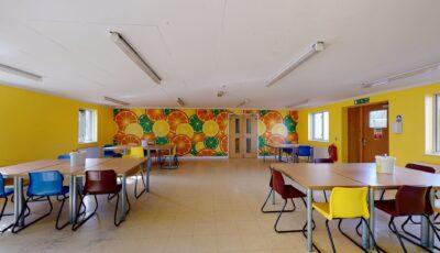 Acorn Park School – Dining Room 3D Model