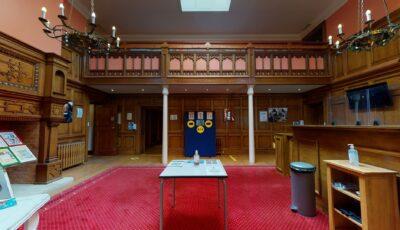 Longdon Hall School 3D Model