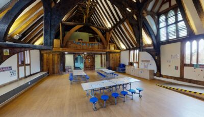 Hillington Manor School – Early Years & Key Stage 1 3D Model