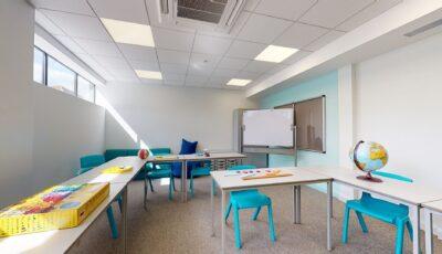 The Tower School 3D Model