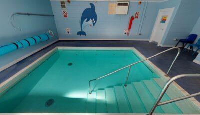 Options Barton – Gymnasium & Pool Building 3D Model