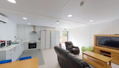 Options Barton – Cabin Classrooms 3D Model