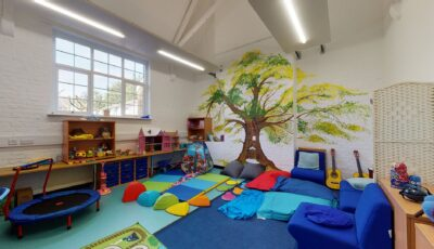 Medway Green School 3D Model