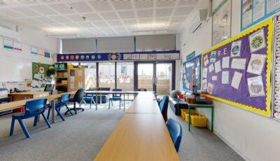 Heath Farm School – Pod 4 3D Model