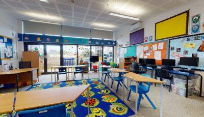Heath Farm School – Classrooms 3 & 4 3D Model
