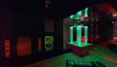 Options Higford Sensory Hub 3D Model