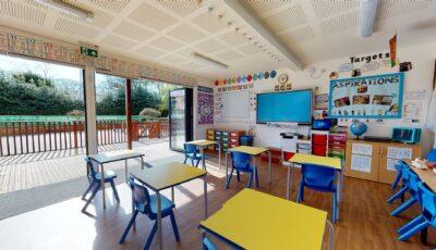 Oakfield House School 3D Model