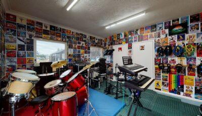 Baston House School – Sensory, Music & Classrooms 3D Model