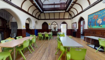 Crookhey Hall School 3D Model