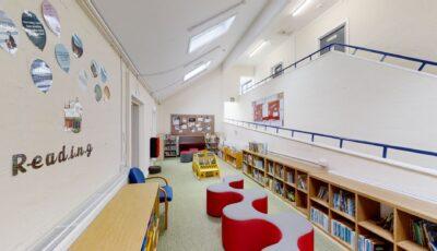 Red Moor School 3D Model