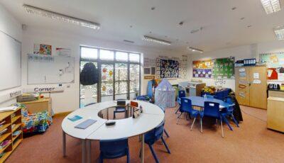 Oaktree School 3D Model