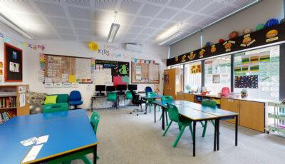Heath Farm School – Classrooms 5 & 6 3D Model