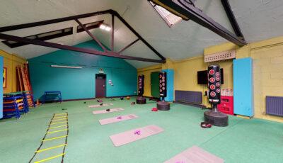 Heath Farm School – Recreation Hall 3D Model