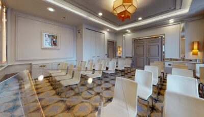 The Jonathan Aiken Room – Theatre Style 3D Model