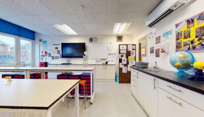 Jubilee School 3D Model