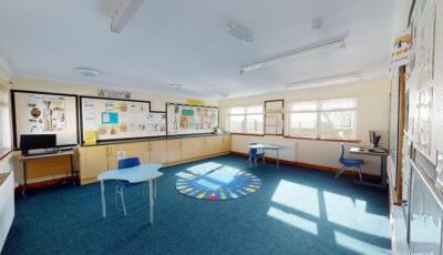 Maben House School 3D Model
