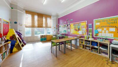 Meadowcroft Primary School 3D Model