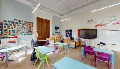 Underley – Holly Trees School 3D Model