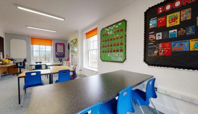 Waterloo Lodge School 3D Model