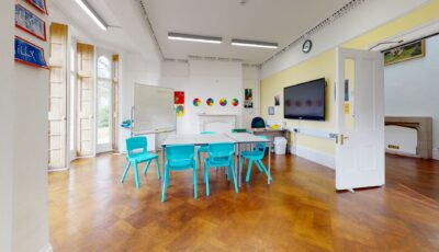 Wetheringsett Manor School 3D Model