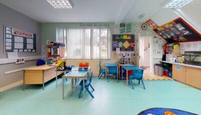 Knossington Grange Lower School 3D Model