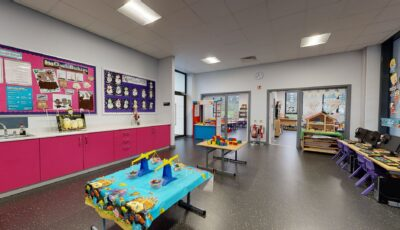Braidside Integrated Primary School 3D Model