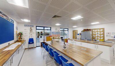 Heath Farm School – Pod 6 3D Model